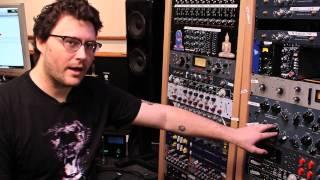Greg Wells & Ian MacGregor Pulse Techniques Pultec EQM-1S3 Demo