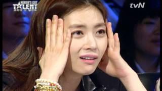 [Korea's Got Talent] tvN 코리아 갓 탤런트 Ep.1 Sung-bong Choi!!!.avi