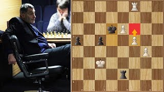 Don't Forget About Chucky!  | Ivanchuk vs Radjabov | Candidates Tournament 2013. | Round 9