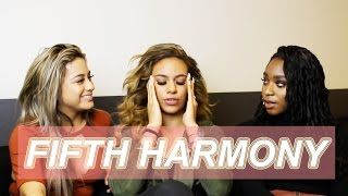 FIFTH HARMONY REVEALS THEIR CRUSHES