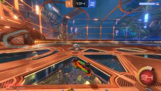 Rocket League#11 Ranked 1v1 Round 3 3rd time Unlucky!