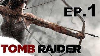 Tomb Raider - Il naufragio - Ep.1 - [Gameplay ITA]