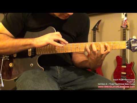 Xxx Mp4 How To Play Hot For Teacher Van Halen 5150GuitarLessons Com Sample 3gp Sex