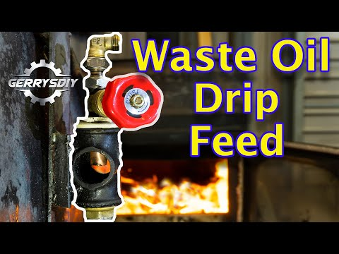 Xxx Mp4 Homemade Waste Oil Burner Drip Feed Free Heat 3gp Sex