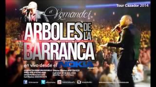 El Komander-Arboles De La Barranca(En Vivo) Nokia 2014