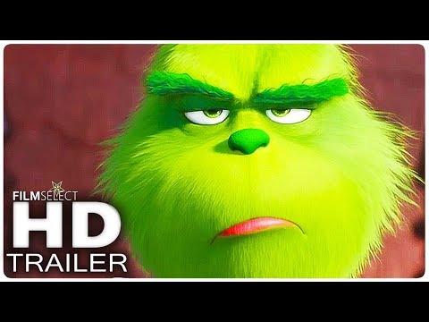 Xxx Mp4 THE GRINCH Official Trailer 2018 3gp Sex