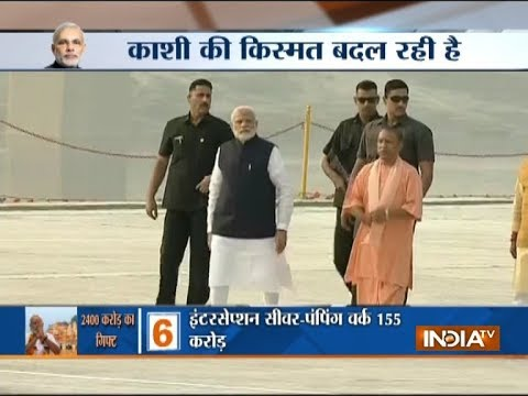 Xxx Mp4 PM Modi To Lay Foundation Stones Of Various Development Projects In Varanasi 3gp Sex