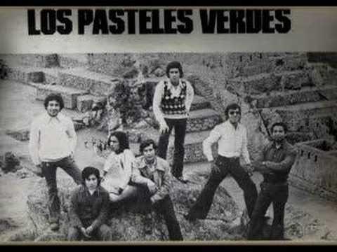 LOS PASTELES VERDES CANTA ALDO GUIBOVICH EL RELOJ VERSIÓN ORIGINAL