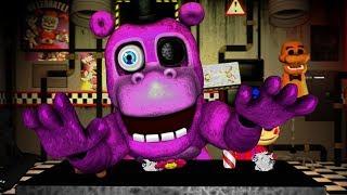 [SFM/FNAF] Ultimate Custom Night New Age Rockstar Mediocre MR.HIPPO JUMPSCARE