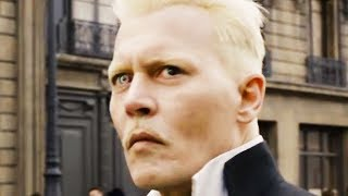 Fantastic Beasts: The Crimes of Grindelwald | official Comic-Con trailer  (2018)