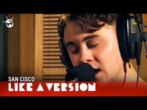 San Cisco cover Daft Punk 'Get Lucky' for Like A Version