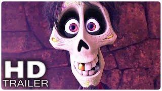 COCO Trailer 4 Español (Extendido) 2017