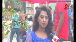Bossgiri 2016 Movie News Bubli and Shakib khan Shooting Time