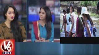 Love K Run Movie Team In Special Chit Chat | Deepak Taroj | Malavika Menon | Kiran | V6 News