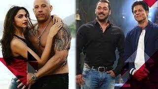 Deepika Compares Vin Diesel To Shah Rukh Khan   Shah Rukh, Salman & Aamir Khan Talk Dirty