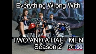 Episode #189: Everything Wrong With Two And A Half Men S02E05/Bad News From The Clinic?
