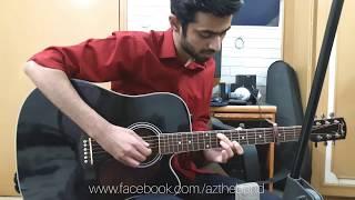 Bol Do Na Zara - Armaan Malik - Fingerstyle Guitar Cover
