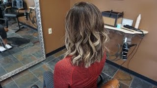 Summer Lob Haircut! -Cut & Color-