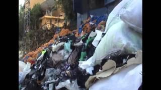 Clothing Trash in Cambodia