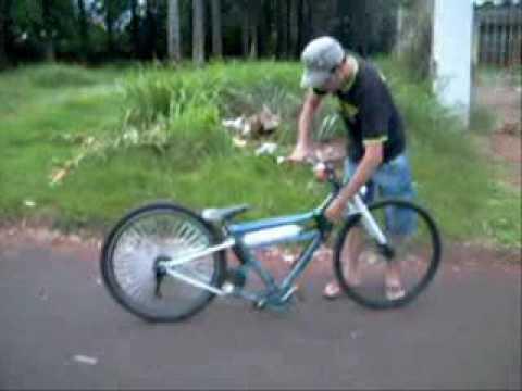 bicicleta suspensão a ar monark viuva negra HOT BIKES