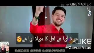 Chalo Chalo Sehwan Whatsapp Status Dhamal Farhan Ali Waris