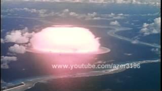 1946 operação de teste da bomba atômica encruzilhada