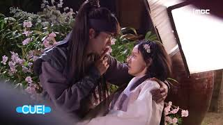 170822 YoonA & Hong Jong Hyun - The King In Love Ep 23 & 24 Making Film