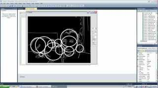 Visual Basic How To: Hough Circles
