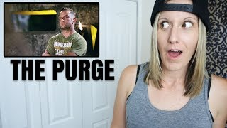 THE CHALLENGE XXX | THE PURGE