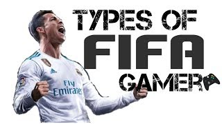 Types of FIFA gamer|ফিফা গেমার 2018