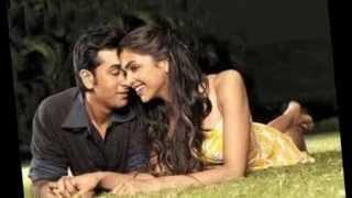 Ranbir and deepika - a love story