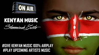 STAMMINAH GUSTO - PLAY KENYAN MUSIC (audio)