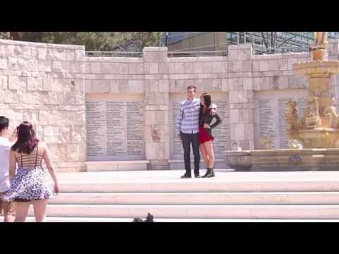 Marry Me Flashmob Dance Proposal - Jacob and Jacky