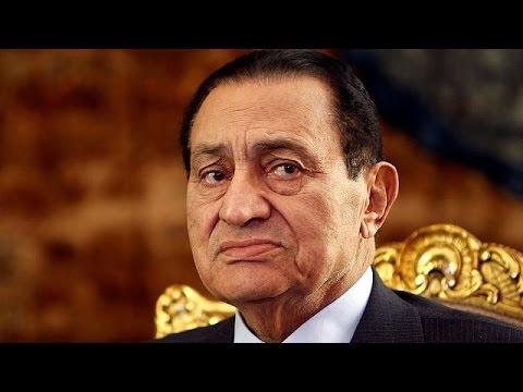Egipto Hosni Mubarak en libertad seis años después de su detención