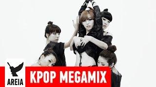 KPOP MEGAMIX #6 SNSD x 2NE1 x TARA x FX x GIRL'S DAY x ORANGE CARAMEL x BROWN EYED GIRLS SEXY MASHUP