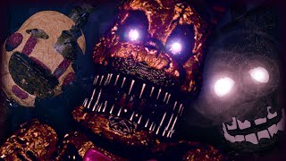 PURPLE GUY Ending!! ||  Final Nights 2: Sins Of The Father (Good Ending + Extras)