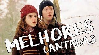 MELHORES CANTADAS baseadas em Harry Potter!