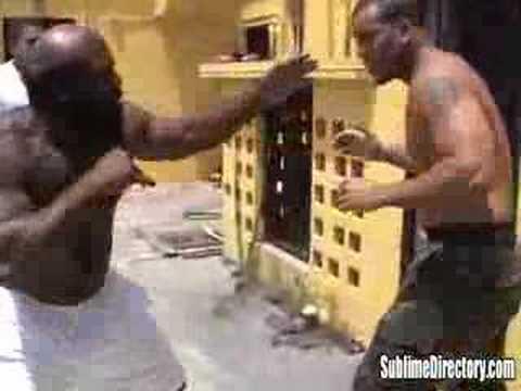 Kimbo VS. Chico June 2007