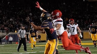 HIGHLIGHTS: Arizona Stops Cal in Double Overtime | Stadium