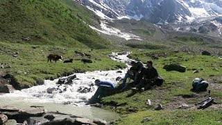 Exploring The Beauty Of Gappa Meadows Located In Nagar Valley || VLOG || Part 1