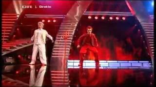 Robot boys dance 3 THEY WON!
