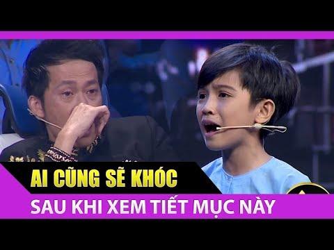 Thử Tài Siêu Nhí Quách Phú Thành gây xúc động mạnh với Cha con người hát rong Phần 3
