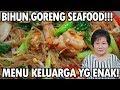 Resep : Bihun Goreng Seafood (fried vermicelli) Menu Keluarga :)