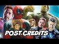 Download Video Download Once Upon A Deadpool Post Credit Scene - Avengers Marvel Easter Eggs Breakdown 3GP MP4 FLV
