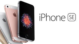 iPhone SE (parody)