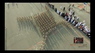 مقتطفات من مشاركة الحرس الوطني في سوق عكاظ