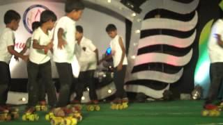 SKATING DANCE BY PEM SCHOOL STUDENTS