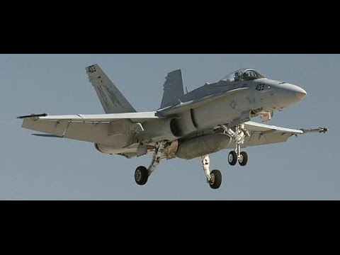 Williamtown Airbase - 6 F/A-18 Landings