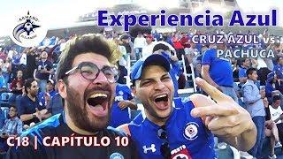 APLANADORA CELESTE | Cruz Azul 5-0 Pachuca | Jornada 11
