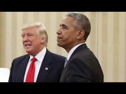 Trump delivers big blow to Obama s environmental legacy